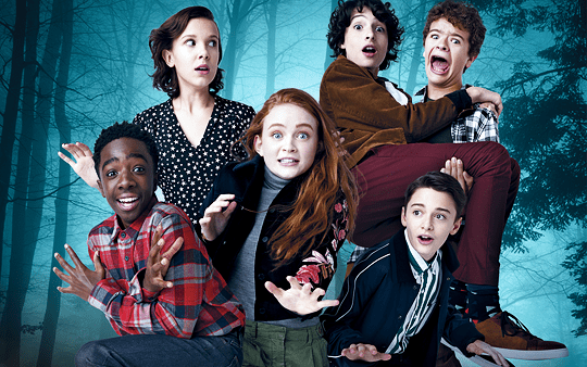 Stranger Things Season 2 Kids