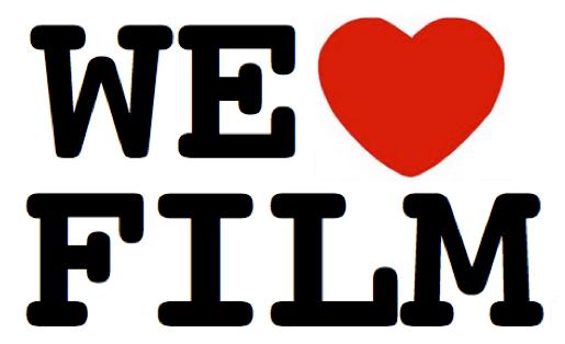 we love film