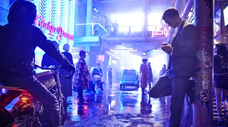 Mute Trailer - Duncan Jones- Netflix Science Fiction Movie