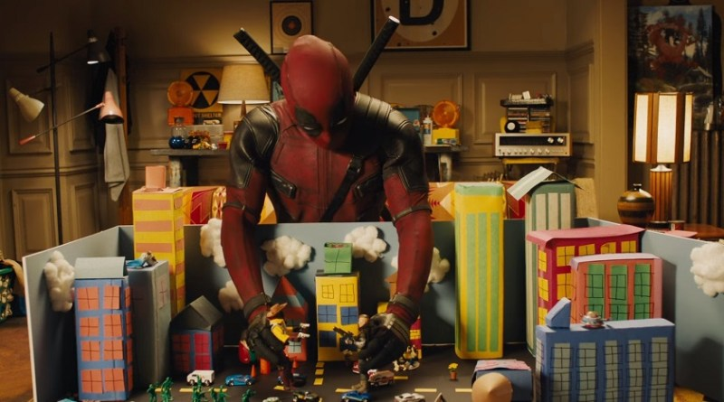 Deadpool 2 Trailer - Deadpool Meet Cable - BTG Lifestyle