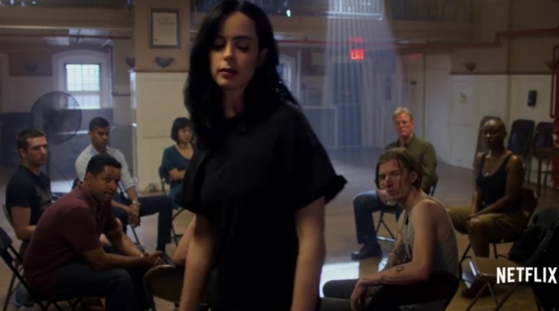Jessica Jones Season 2 Trailer - BTG Lifestyle