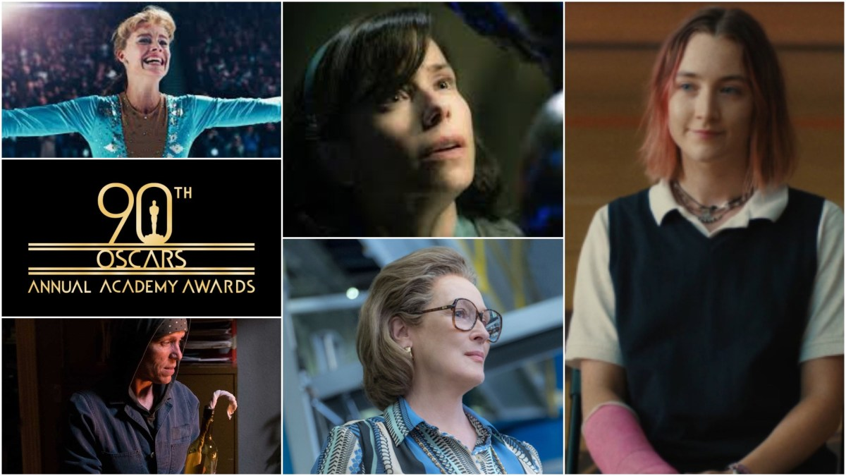 Oscars Predictions 2018: Best Lead Actress