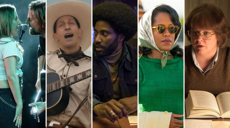 Oscars Predictions 2019: Best Adapted Screenplay