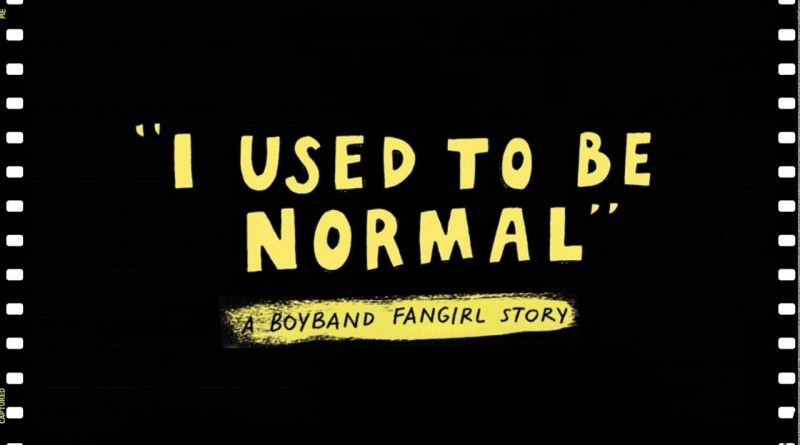 Review: I Used to Be Normal: A Boyband Fangirl Story