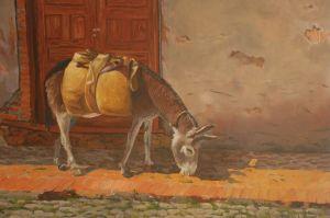 Donkey 24x30