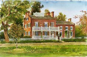 Heber C. Kimball Home
