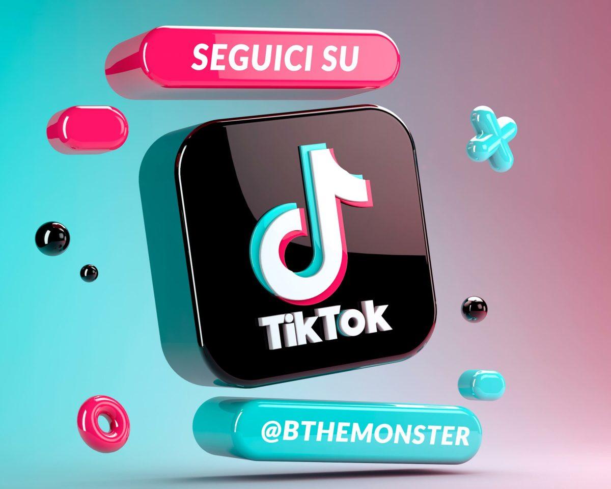 TikTok-Bthemonster.com