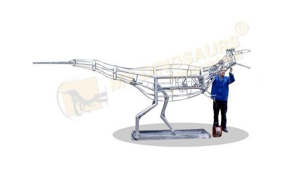 Versione fermo con rumore e movimento Bthemonster ufficiale venditore per onlydinosaurs in Italy