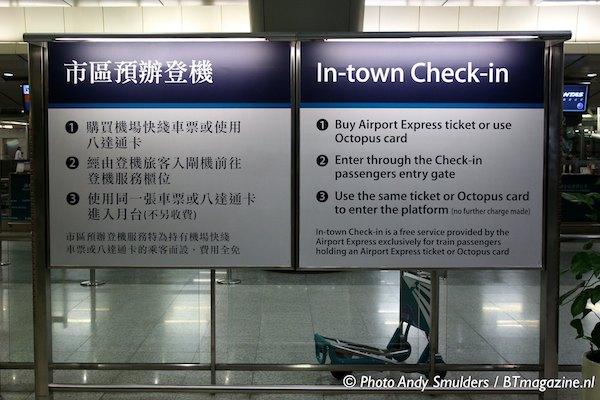 Resultado de imagen de check in in town hong kong