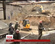 Construction of the metro Troieschyna not started on time due to the Kiev City Hall
