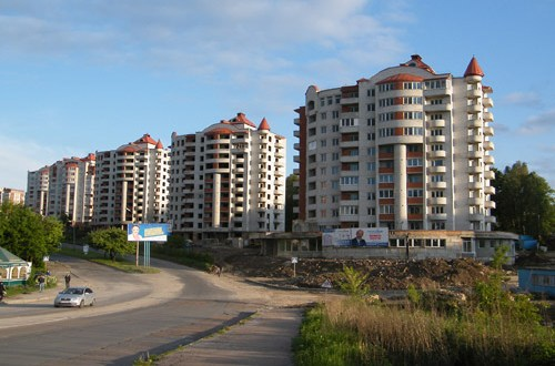 In Ternopil no problems with affordable housing