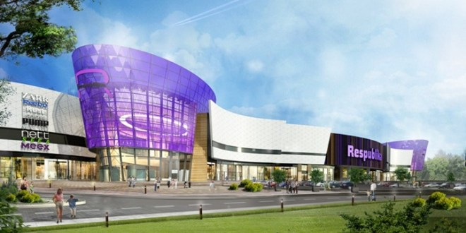 """The construction of the Kiev shopping center """"Respublika"""" could resume by the end of summer"""