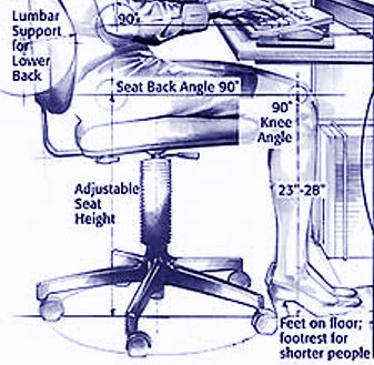 office chairs ergonomically correct transfer chair for shower how to set up an work space btod com bac ergonomics ladyedited