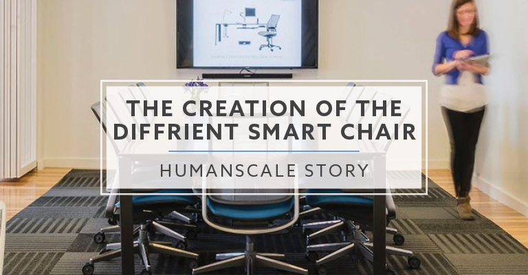 diffrient smart chair ultra light transport walgreens humanscale creation of the story