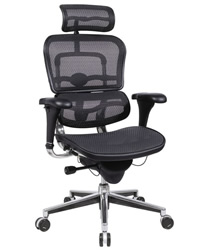 office chair not revolving folding cover rentals 6 common problems with mesh chairs me7erg ergohuman 2