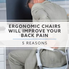 Ergonomic Chair Justification Shower Chairs For Disabled Walmart 5 Reasons Will Improve Your Back Pain