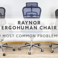 Ergonomic Chair Justification Coleman Camp Chairs How To Convince Your Boss You Need A Good 9 Most Common Problems With The Raynor Ergohuman