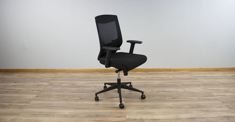 office chair review modern ergonomic sterling leather executive btod 100mc mesh back rating pricing snapshot