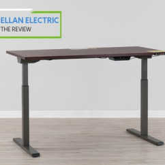 Officemax Chair Mat Cream Round Table And Chairs Realspace® Magellan Electric Standing Desk (review / Pricing)