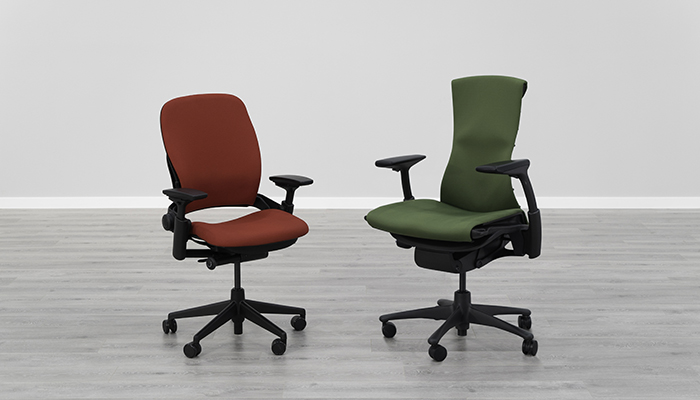 Steelcase Leap vs. Herman Miller Embody Chair: Which is better?