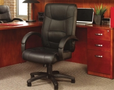 leather desk chairs butterfly chair covers canada office shop the best executive big tall