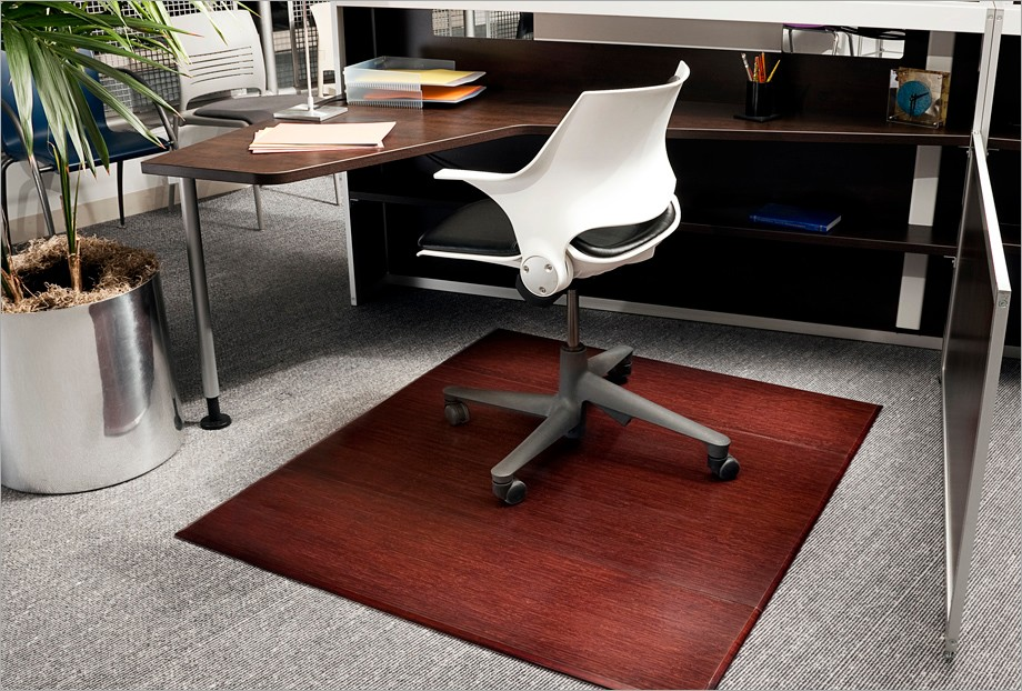bamboo chair mat blue swivel anji mountain amb0500 chairmat on sale 12mm available in dark cherry and natural