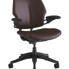 Brenton Studio Task Chair Mermaid Covers Ideas Custom Humanscale Freedom In Leather 10 Color Options