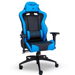 Best Gaming Chairs Office Chair Mechanism Levl Alpha M Pc Blue Black Series In