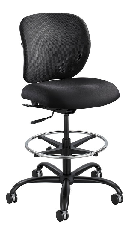 Safco 3394 Vue Industrial Office Task Stool