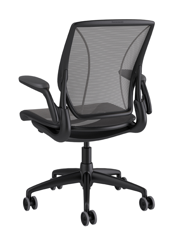Humanscale Diffrient World Mesh Chair Quick Ship