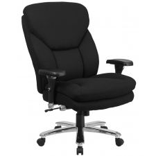 big and tall office chairs bentwood bistro chair best man computer modern mans 24 7 chrome