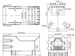 Electrical Power Diagram Server Rack, Electrical, Free