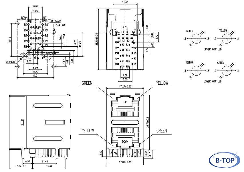 cat5e wiring diagram women