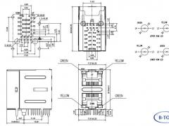 Rj45 Modular Jack Diagram, Rj45, Free Engine Image For