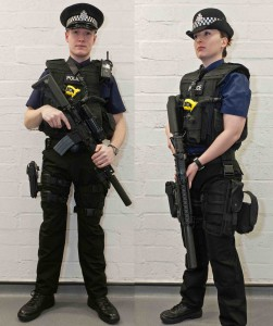 Ready for patrol, 2012