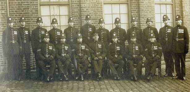 Regents Canal Police c.1920s
