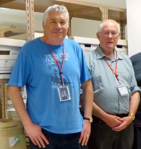 Ed Thompson and John Owen