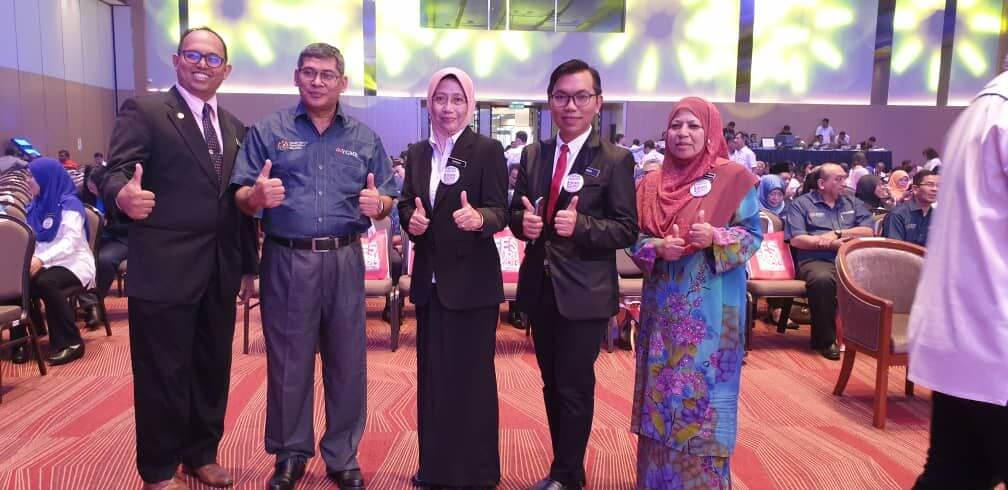 Tahniah Para Pemenang Anugerah Hari Guru Kebangsaan 2019