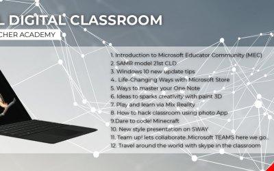 Bengkel Digital Classroom
