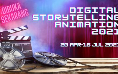 Digital Story Telling Animation