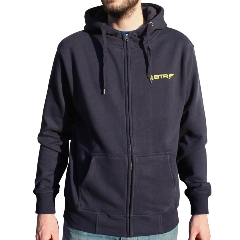 BTR Fabrications Hoody Front