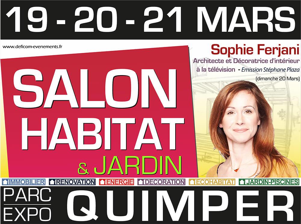 Salon de lhabitat et du Jardin 2016  Quimper  BTR