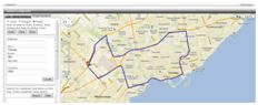 A GPS Gefoence View