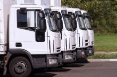 White Trucks