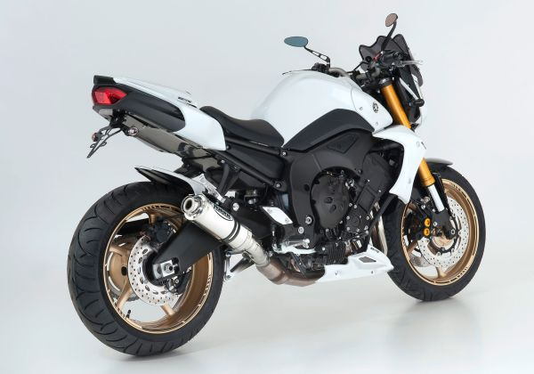 https www bts motorradteile de en tuning motorcycleexhausts supersportsliponexhaustsupershortsilveryamahafz8fazerrn25fz8rn25 html