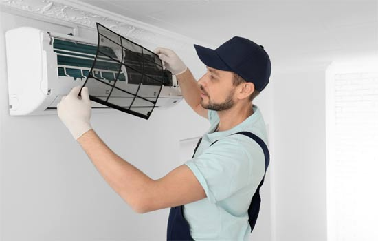 Check The Filters Of Air Conditioner And Furnace By Time To Time