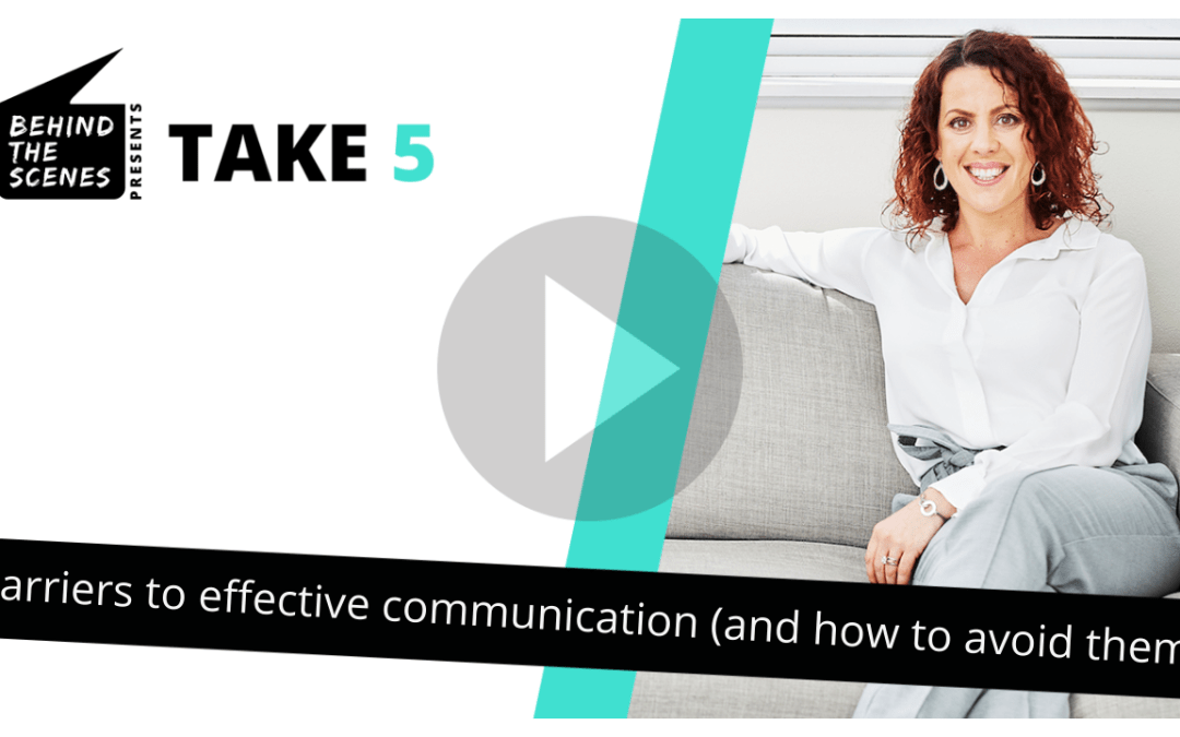 Barriers to effective communication (and how to avoid them)