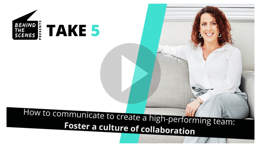 How to foster a culture of collaboration