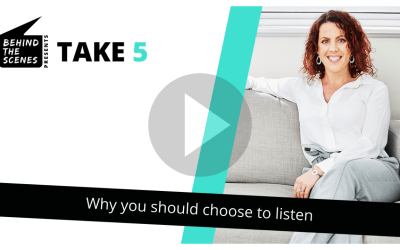 Why you should actively choose to listen