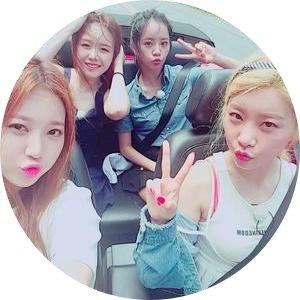 Girl's Day ヘリ (HYERI) Twitter